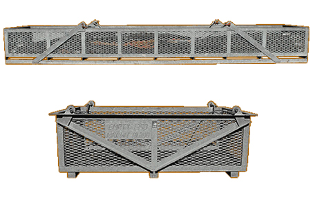 oilfield cargo baskets