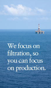 oil and gas filtration services